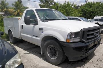 2003 Ford F-350 for sale at Jumbo Auto & Truck Plaza in Hollywood FL
