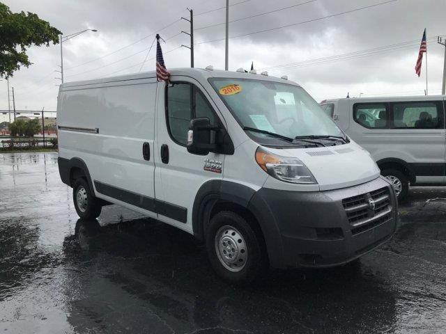 2016 RAM ProMaster Cargo for sale at Jumbo Auto & Truck Plaza in Hollywood FL