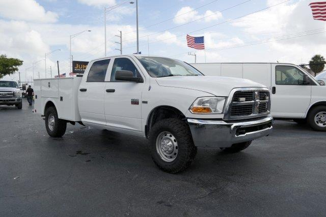 2012 RAM Ram Pickup 2500 for sale at Jumbo Auto & Truck Plaza in Hollywood FL