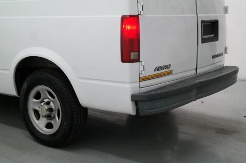2005 Chevrolet Astro Cargo for sale at Jumbo Auto & Truck Plaza in Hollywood FL