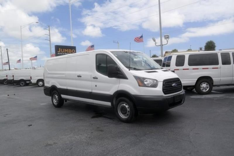 2017 Ford Transit Cargo for sale at Jumbo Auto & Truck Plaza in Hollywood FL