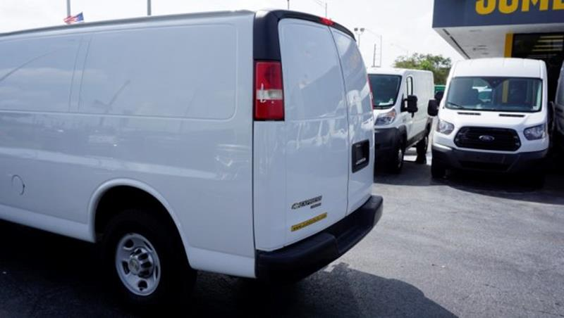 2014 Chevrolet Express Cargo for sale at Jumbo Auto & Truck Plaza in Hollywood FL