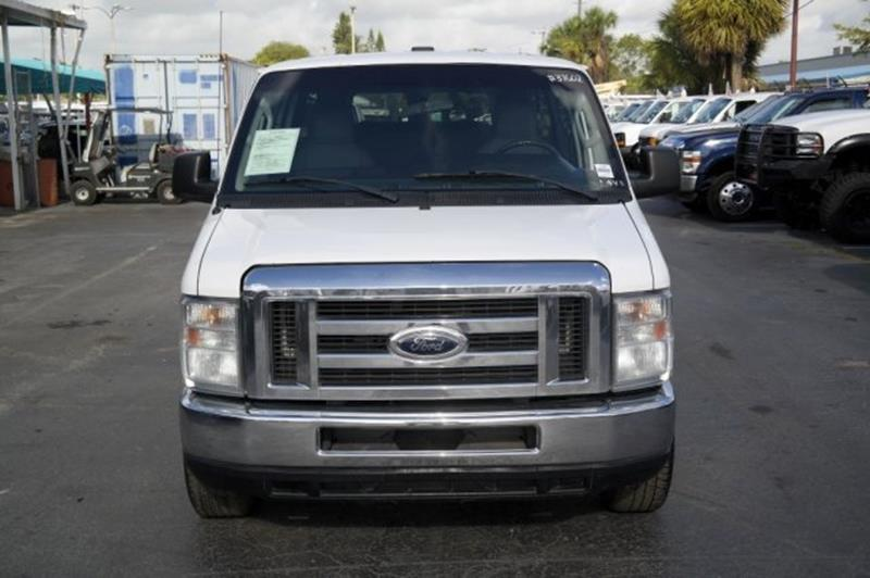 2012 Ford E-Series Wagon for sale at Jumbo Auto & Truck Plaza in Hollywood FL