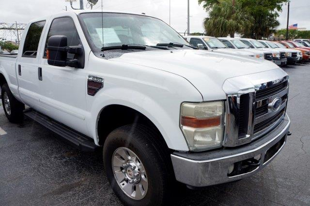 2008 Ford F-250 Super Duty for sale at Jumbo Auto & Truck Plaza in Hollywood FL