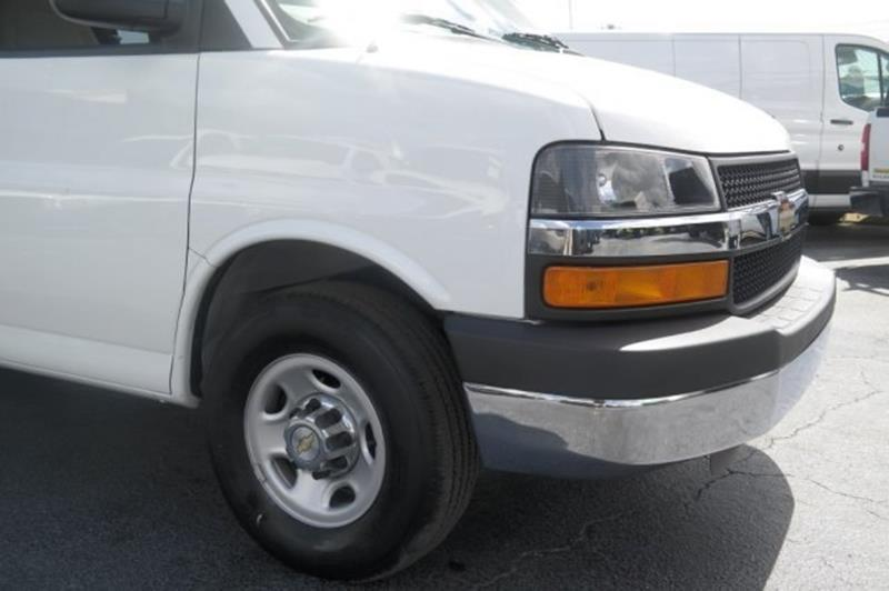 2016 Chevrolet Express Passenger for sale at Jumbo Auto & Truck Plaza in Hollywood FL