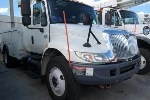 2008 International 4300 for sale at Jumbo Auto & Truck Plaza in Hollywood FL