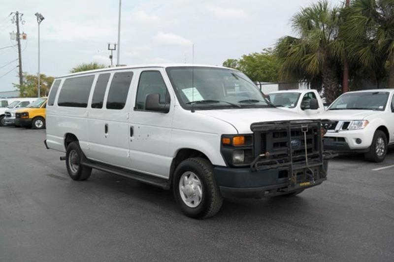 2008 Ford E-Series Wagon for sale at Jumbo Auto & Truck Plaza in Hollywood FL