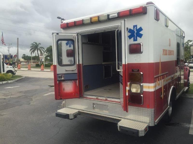 2006 Freightliner M2 100 for sale at Jumbo Auto & Truck Plaza in Hollywood FL