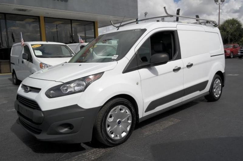 2014 Ford Transit Connect Cargo for sale at Jumbo Auto & Truck Plaza in Hollywood FL