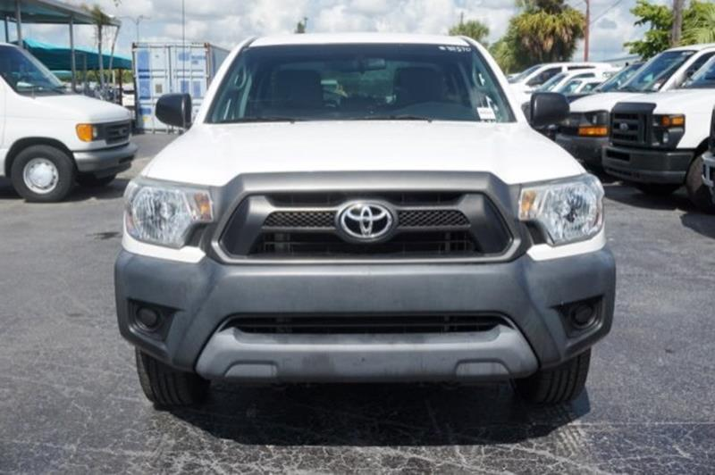2013 Toyota Tacoma for sale at Jumbo Auto & Truck Plaza in Hollywood FL