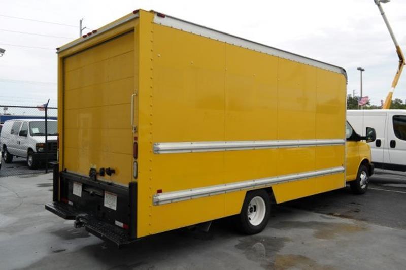2012 GMC Savana Cutaway for sale at Jumbo Auto & Truck Plaza in Hollywood FL