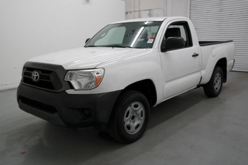 2014 Toyota Tacoma for sale at Jumbo Auto & Truck Plaza in Hollywood FL