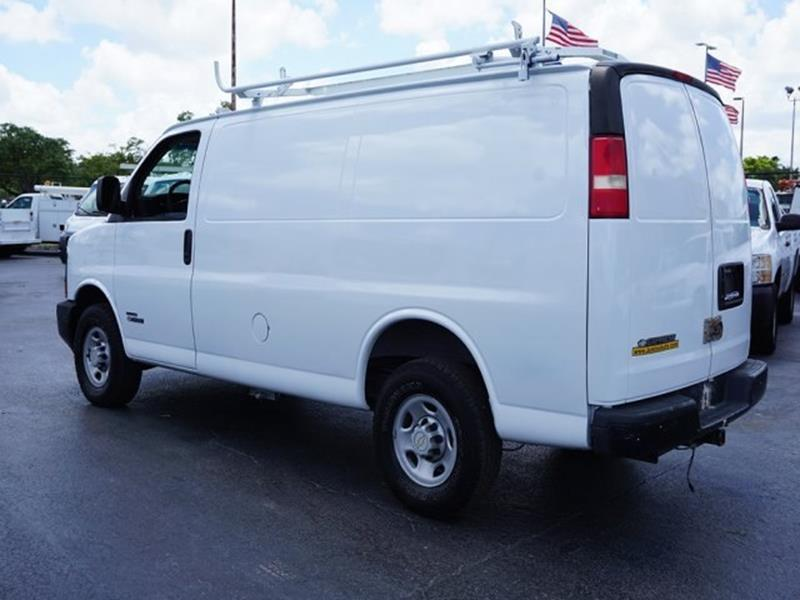 2006 Chevrolet Express Cargo for sale at Jumbo Auto & Truck Plaza in Hollywood FL