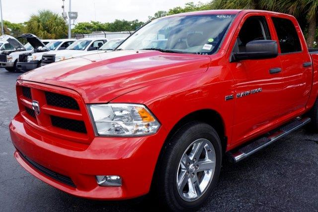 2012 RAM Ram Pickup 1500 for sale at Jumbo Auto & Truck Plaza in Hollywood FL