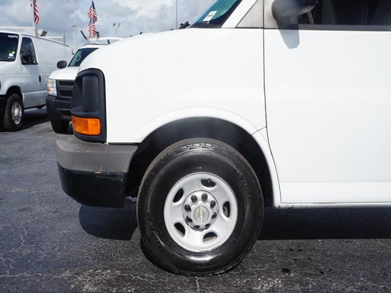 2015 Chevrolet Express Cargo for sale at Jumbo Auto & Truck Plaza in Hollywood FL