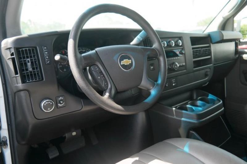 2013 Chevrolet Express Cargo for sale at Jumbo Auto & Truck Plaza in Hollywood FL