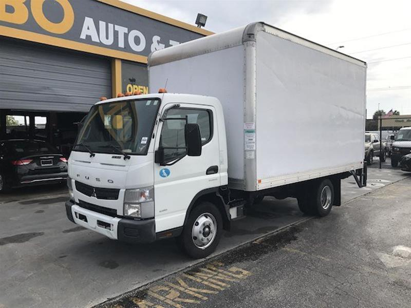2012 Mitsubishi Fe640 for sale at Jumbo Auto & Truck Plaza in Hollywood FL