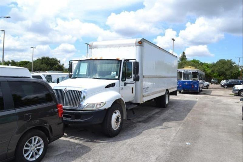 2007 International 4300 for sale at Jumbo Auto & Truck Plaza in Hollywood FL