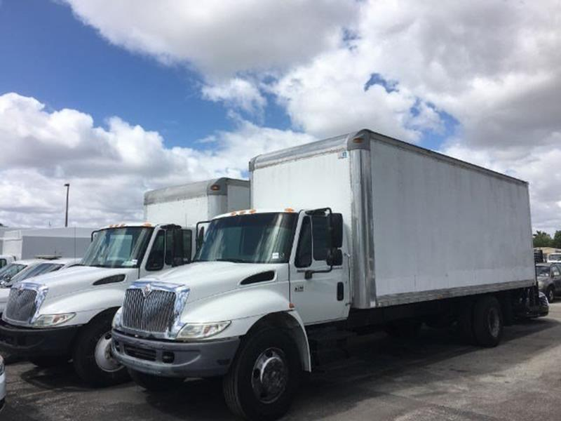 2006 International 4300 for sale at Jumbo Auto & Truck Plaza in Hollywood FL