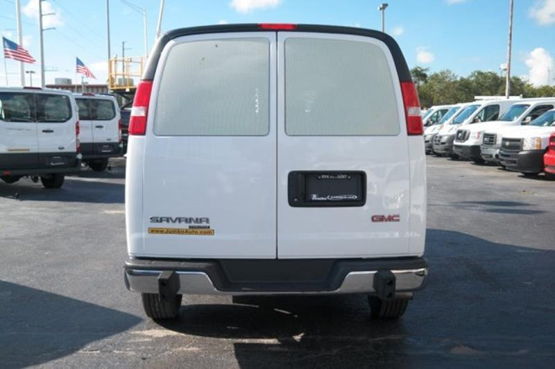 2016 GMC Savana Cargo for sale at Jumbo Auto & Truck Plaza in Hollywood FL