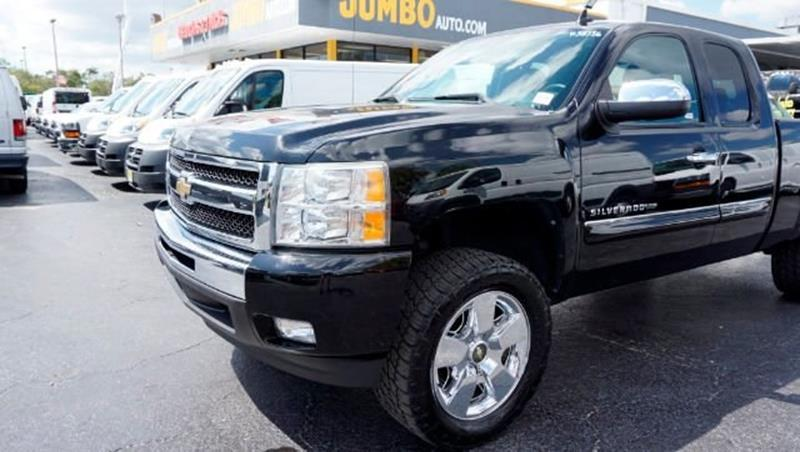 2011 Chevrolet Silverado 1500 for sale at Jumbo Auto & Truck Plaza in Hollywood FL