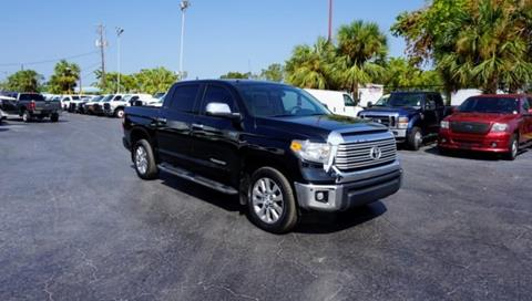 2014 Toyota Tundra for sale in Hollywood, FL