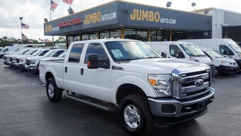 2011 Ford F-250 Super Duty for sale in Hollywood, FL