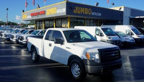 2012 Ford F-150 for sale at Jumbo Auto & Truck Plaza in Hollywood FL
