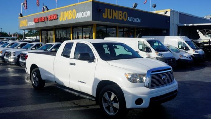 2010 Toyota Tundra for sale at Jumbo Auto & Truck Plaza in Hollywood FL
