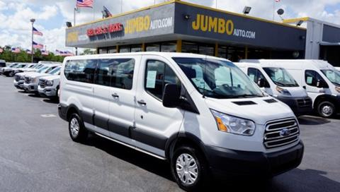 2016 Ford Transit Wagon for sale in Hollywood, FL