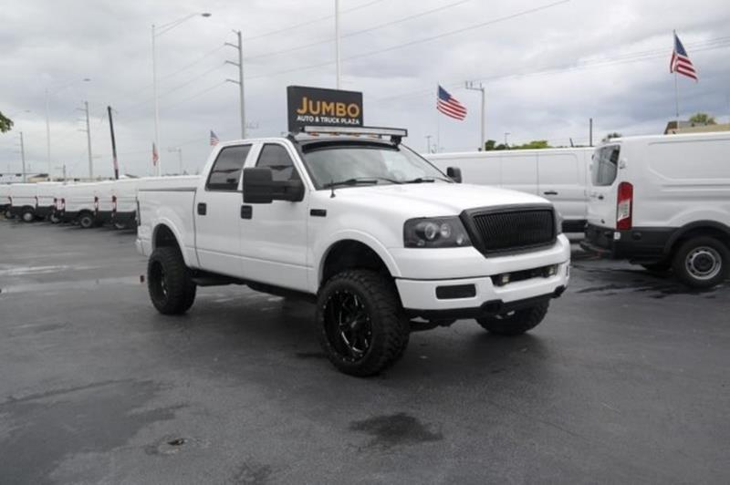 2004 Ford F-150 for sale at Jumbo Auto & Truck Plaza in Hollywood FL