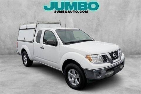 2010 Nissan Frontier for sale at Jumbo Auto & Truck Plaza in Hollywood FL