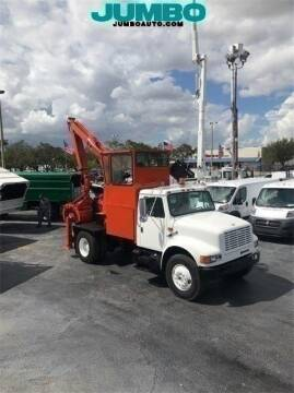 2001 International 4700 for sale at Jumbo Auto & Truck Plaza in Hollywood FL