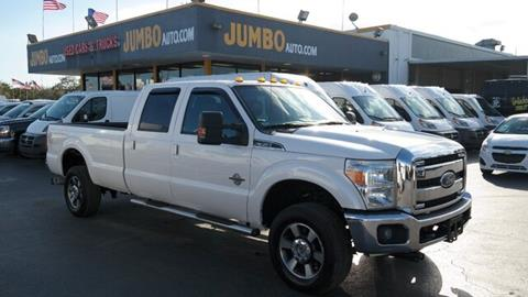 Ford F-350 Super Duty For Sale in Hollywood, FL - Jumbo Auto