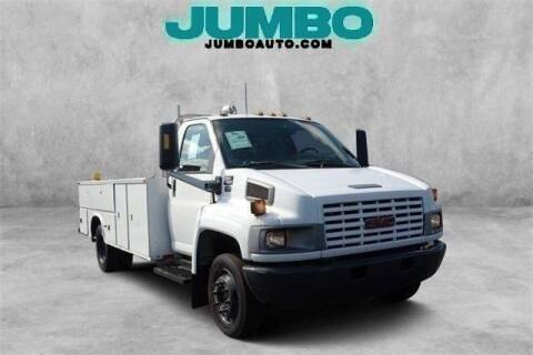2005 GMC C4500 for sale at Jumbo Auto & Truck Plaza in Hollywood FL