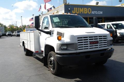 2005 GMC C4500 for sale in Hollywood, FL