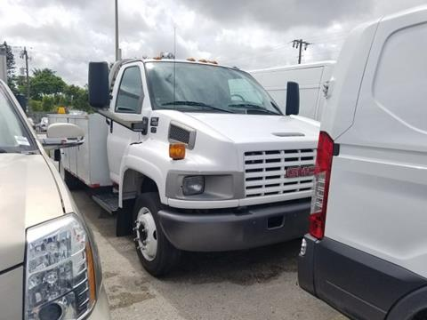 2005 GMC C/K 3500 Series for sale in Hollywood, FL