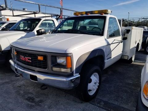 1999 GMC Sierra 3500 for sale in Hollywood, FL
