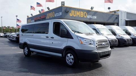 2017 Ford Transit Passenger for sale in Hollywood, FL