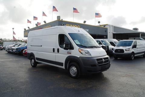 2017 RAM ProMaster Cargo for sale in Hollywood, FL
