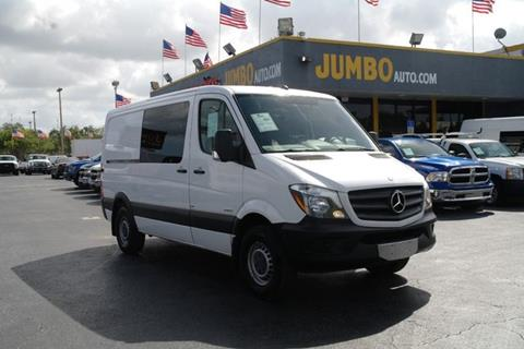 2014 Mercedes-Benz Sprinter Cargo for sale in Hollywood, FL