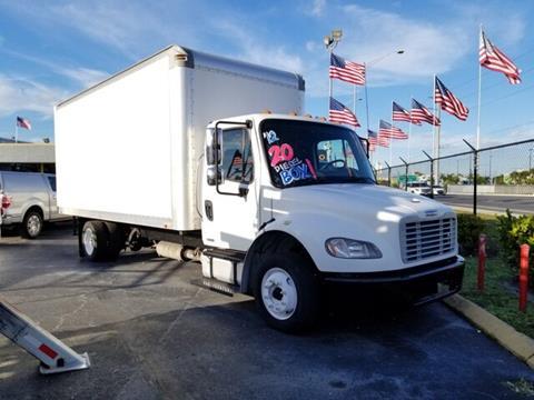 2012 Freightliner M2 106 for sale in Hollywood, FL