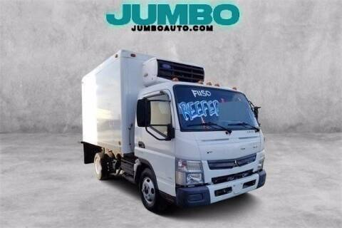 2013 Mitsubishi Fuso FEC52S for sale at Jumbo Auto & Truck Plaza in Hollywood FL
