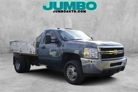2012 Chevrolet Silverado 3500HD for sale at Jumbo Auto & Truck Plaza in Hollywood FL