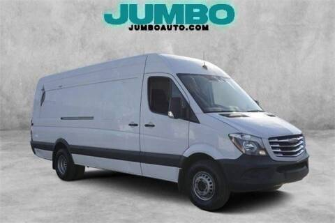 2016 Freightliner Sprinter Cargo for sale at Jumbo Auto & Truck Plaza in Hollywood FL