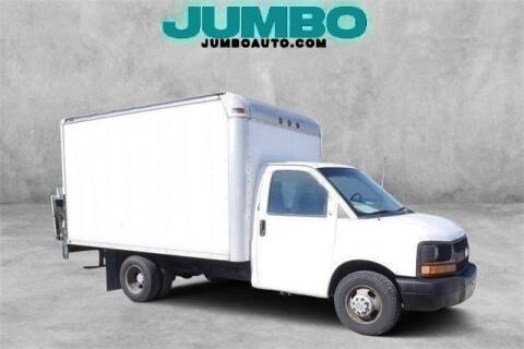 2008 Chevrolet Express Cutaway for sale at Jumbo Auto & Truck Plaza in Hollywood FL