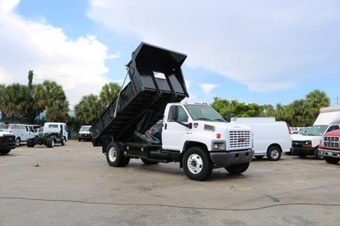 2004 GMC C7500 for sale in Hollywood, FL