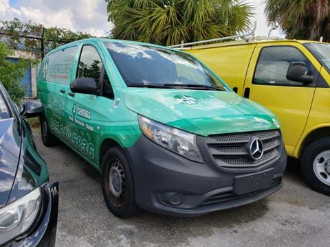 2016 Mercedes-Benz Metris for sale in Hollywood, FL
