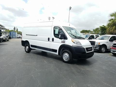 2019 RAM ProMaster Cargo for sale in Hollywood, FL