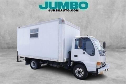 2002 Isuzu NPR for sale at Jumbo Auto & Truck Plaza in Hollywood FL